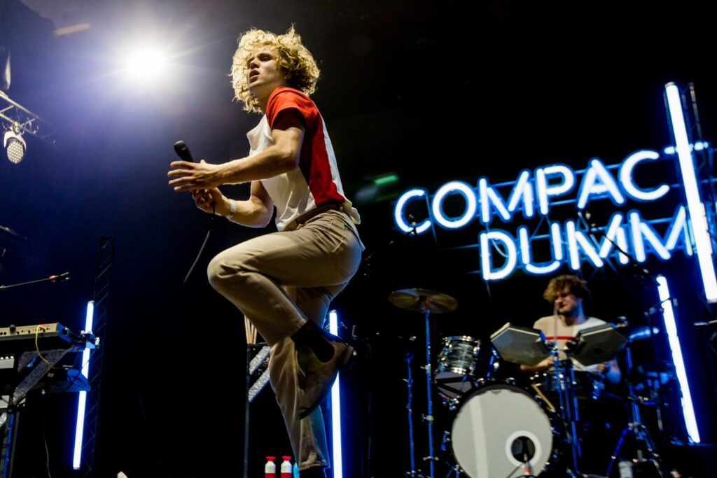 Compact Disk Dummies @ Rock Werchter Zomerbar 2020: Geslaagde Werchter-ontmaagding!