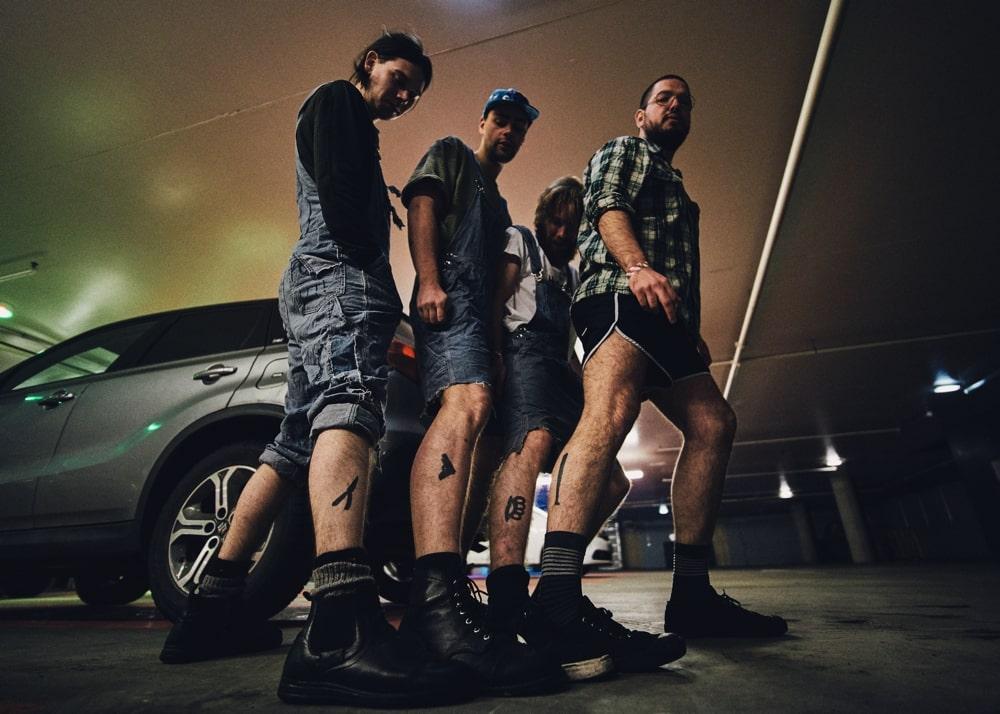 "Nieuwe single Joe & The Shitboys – ""The Reson for Hardcore Vibes 2"""