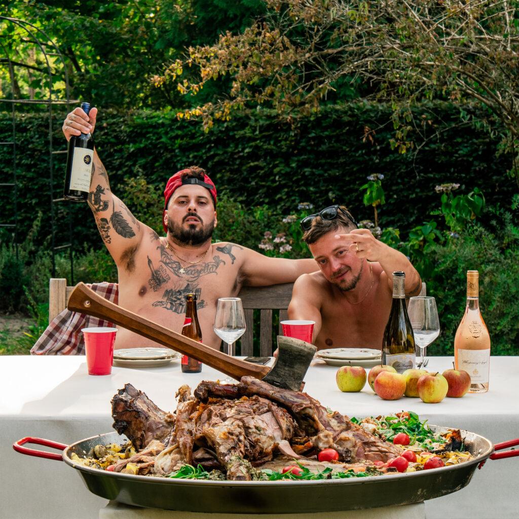 """Nieuwe single Tiewai feat. Zwangere Guy – """"Minchia Wa Een Tijd"""""""