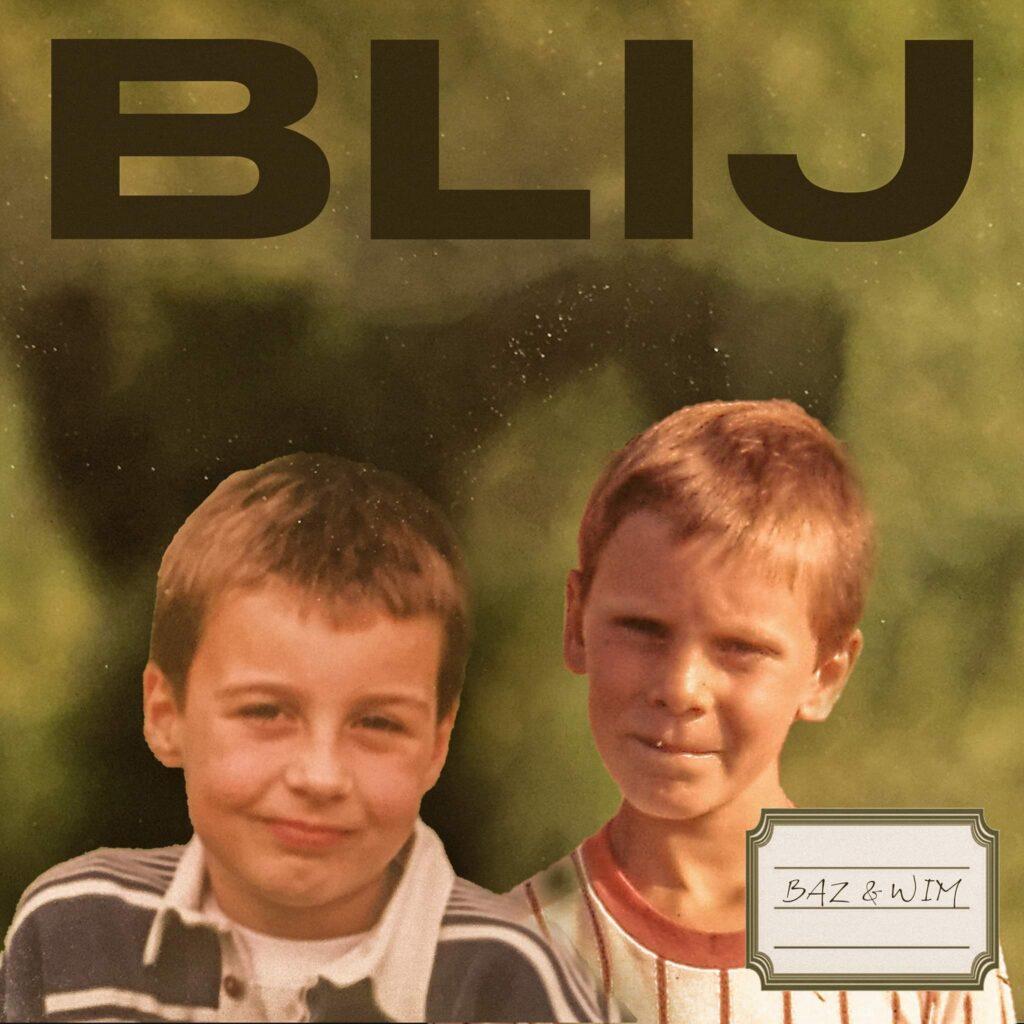 """Première: Nieuwe single Baz – """"Blij"""" (feat. WIM)"""