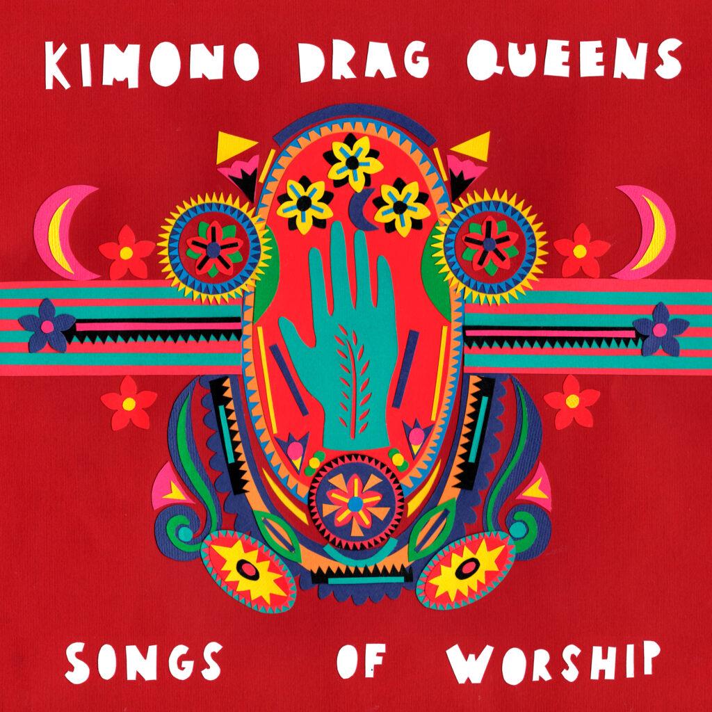 Kimono Drag Queens – Songs of Worship (★★★½): Psychrockers op wereldreis