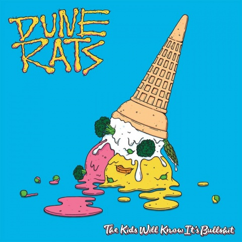 Dune Rats – 'The Kids Will Know It's Bullshit' (★★★½): De Australische garage punk boekt vooruitgang