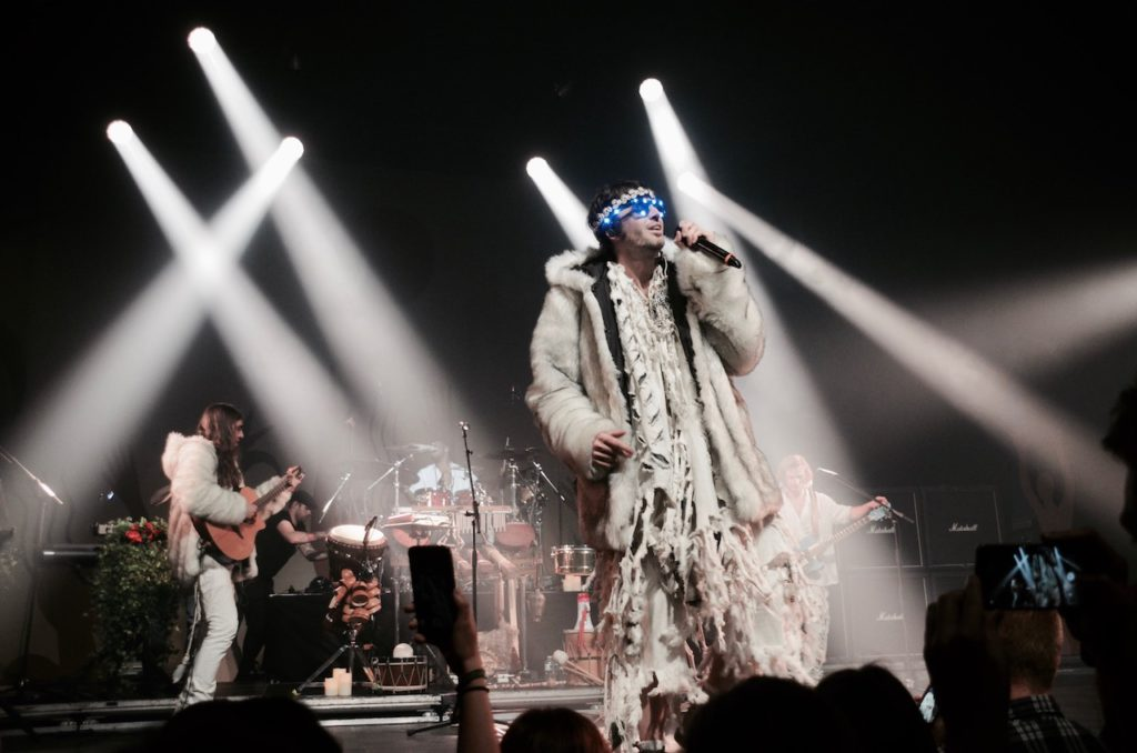 Crystal Fighters @ Ancienne Belgique (AB): Vrolijk en sympathiek volksfeest