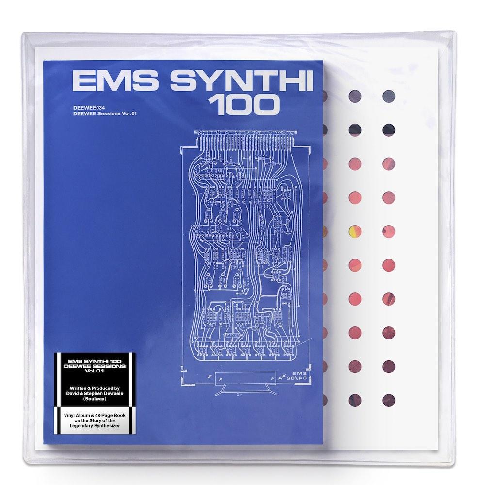 Soulwax – EMS Synthi 100 (★★★★): Ode aan de heilige graal onder de synthesizers