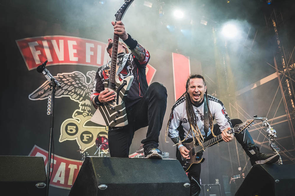 "Nieuwe single Five Finger Death Punch – ""Full Circle"""