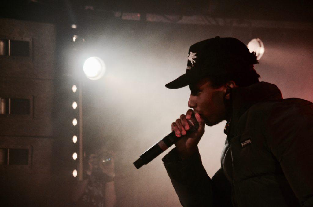 Night Lovell @ TRIX: (T)rap feestje!