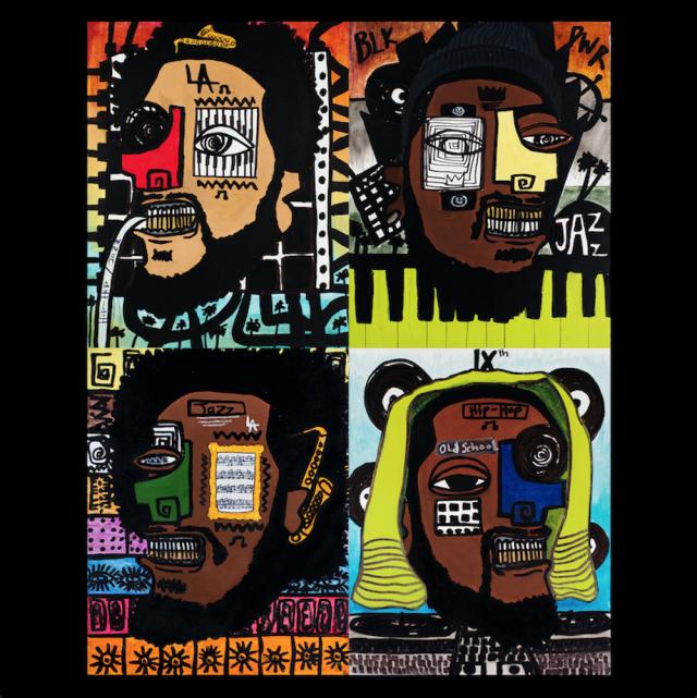 "Debuutsingle Dinner Party (Terrace Martin, Kamasi Washington, Robert Glasper en 9th Wonder) feat. Phoelix – ""Freeze Tag"""