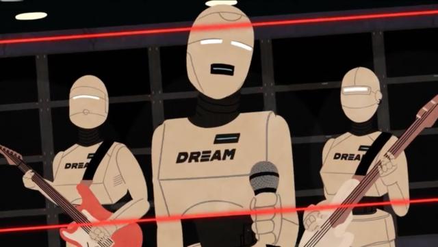 """Videopremière Dream Wife – """"Hey Heartbreaker"""""""