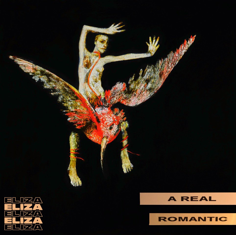 ELIZA – A Real Romantic (★★★): Jazzy late night music