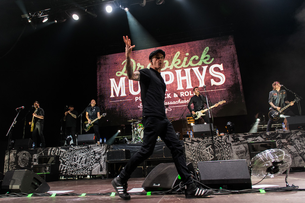 "Nieuwe singles Dropkick Murphys – ""Mick Jones Nicked My Pudding"" & ""James Connolly"""