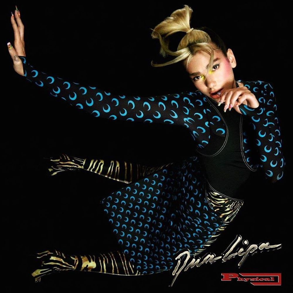 "Nieuwe single Dua Lipa – ""Physical"""