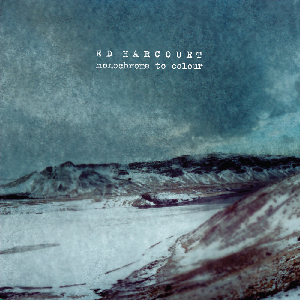 Ed Harcourt – Monochrome to Colour (★★★★): Dromerig escapisme op zijn best
