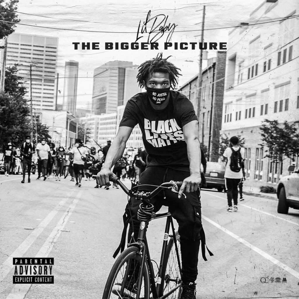 "Nieuwe single Lil Baby – ""The Bigger Picture"""