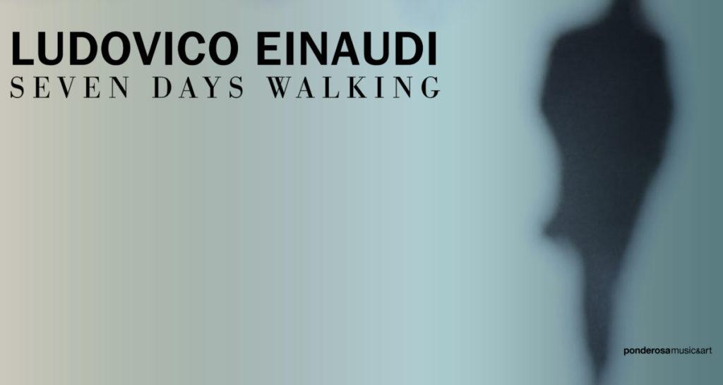 Ludovico Einaudi – Seven Days Walking (★★★★): Van symfonische regen naar zonneschijn