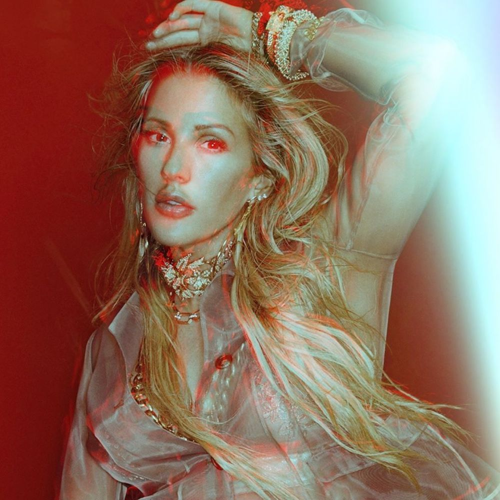 "Nieuwe single Ellie Goulding & Lauv – ""Slow Grenade"""