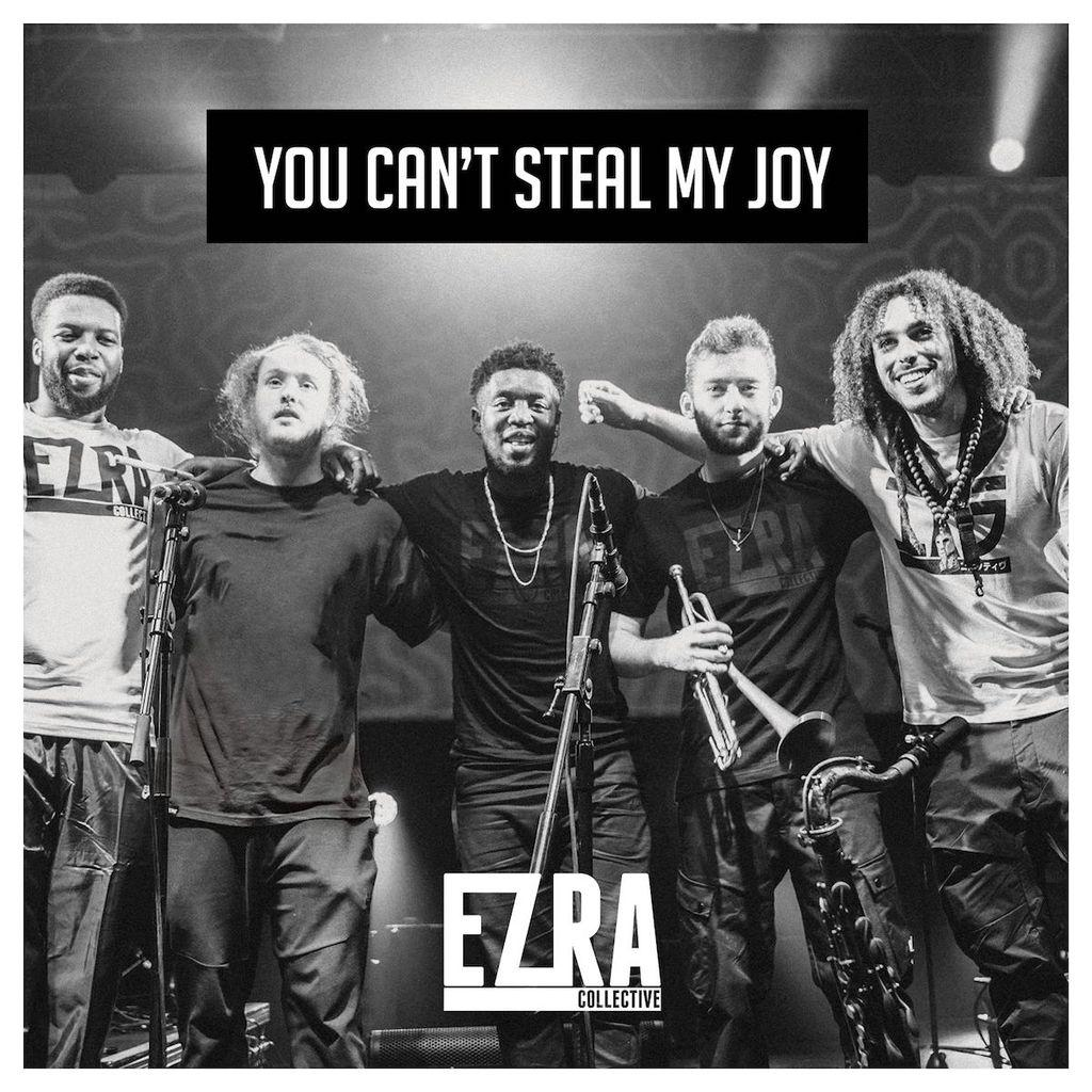 Ezra Collective – You Can't Steal My Joy (★★★½): Boeiende mix die tot ver kan leiden