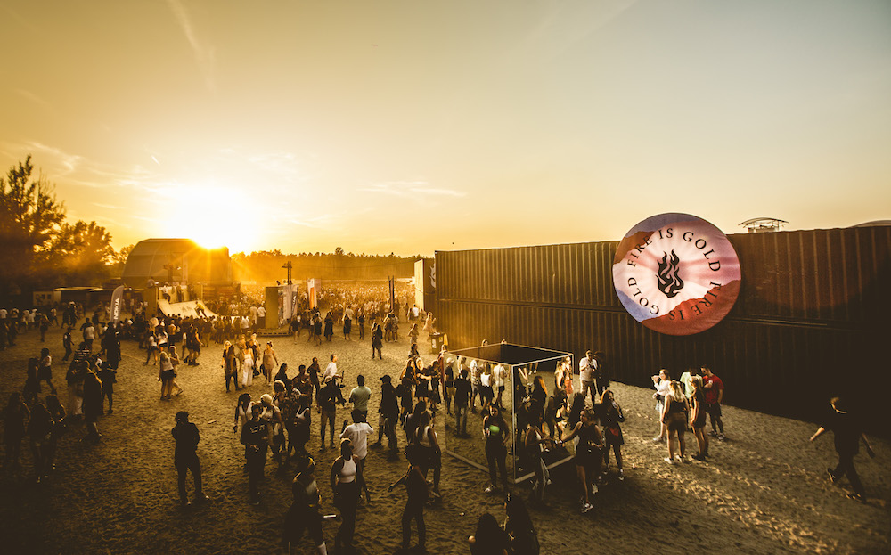 Fire Is Gold 2019 : Zomers hete hiphop