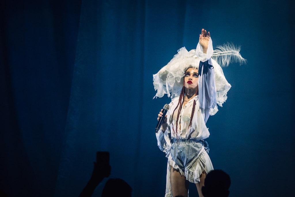 FKA Twigs @ Koninklijk Circus (Cirque Royal): Ongeziene symbiose
