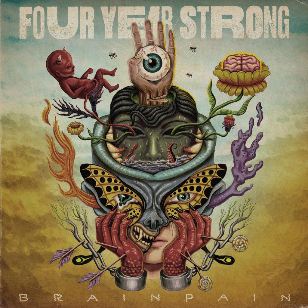 Four Year Strong – Brain Pain (★★★): Koningen van herkenbaarheid