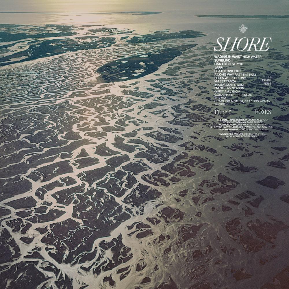 Fleet Foxes – Shore (★★★½): Zachte spielerei met gisteren en morgen