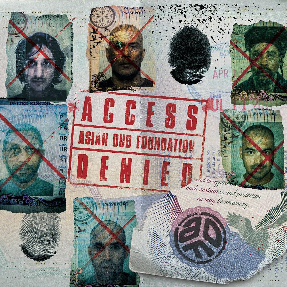 Asian Dub Foundation – Access Denied (★★★★): Samenwerking als kracht