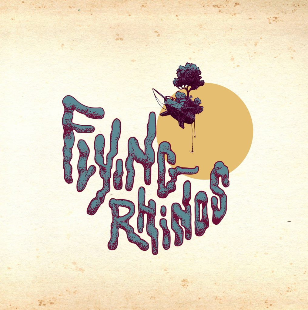 "Debuutsingle Flying Rhinos – ""Organique"""