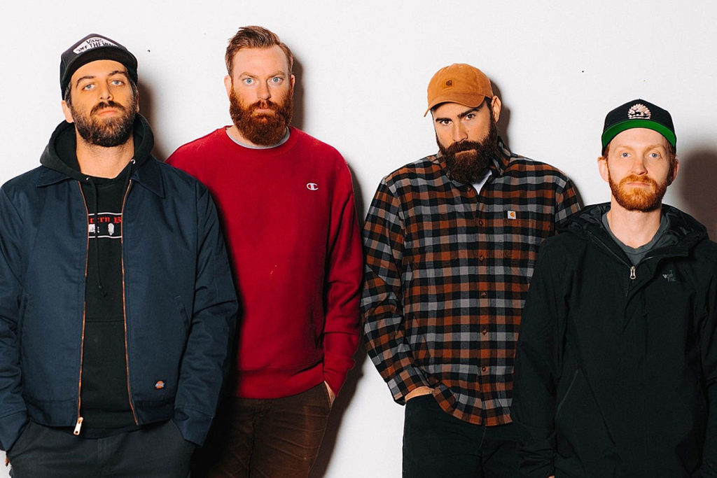 "Nieuwe single Four Year Strong – ""Learn To Love The Lie"""