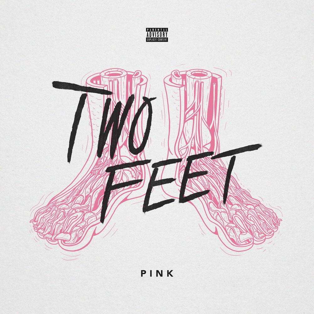 Two Feet – Pink (★★★): Het doet ons voelen