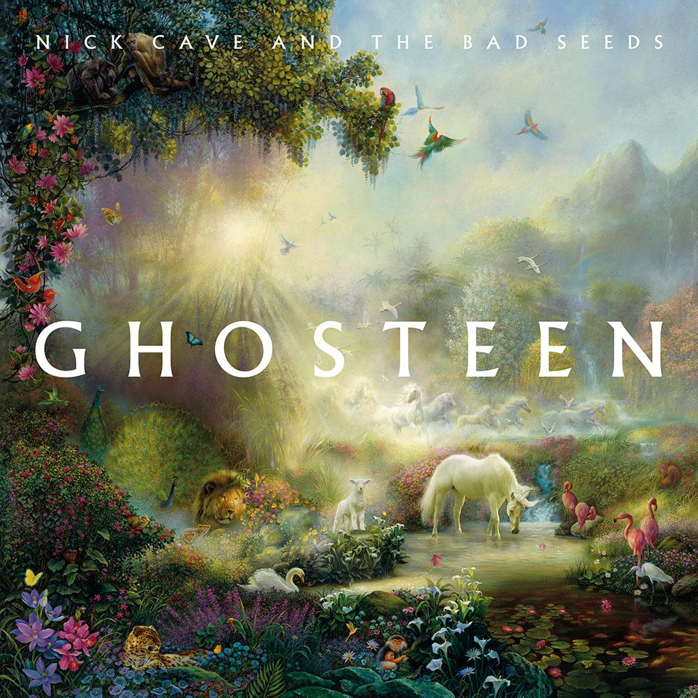 Nick Cave & The Bad Seeds – Ghosteen (★★★★½): Het soort schoonheid dat enkel volgt op diep lijden