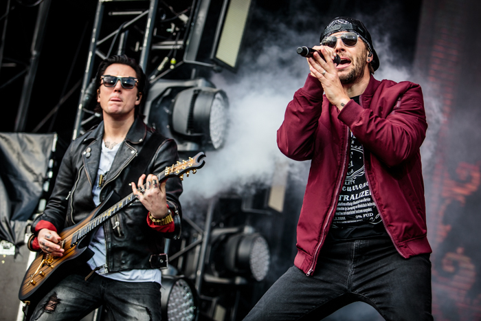 "Nieuwe single Avenged Sevenfold – ""Set Me Free"""