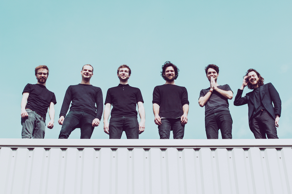 """Nieuwe single Geppetto & The Whales – """"Orion"""""""