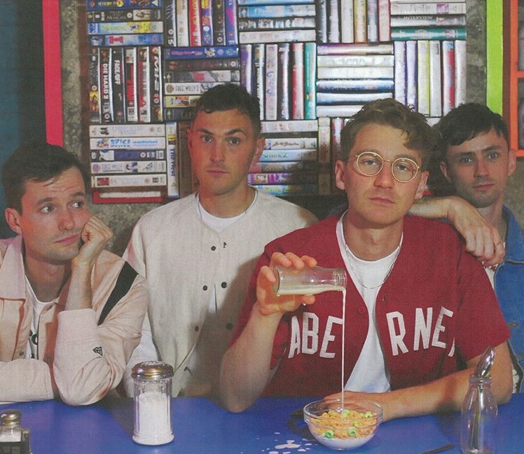 "Nieuwe single Glass Animals ft. Denzel Curry – ""Tokyo Drifting"""