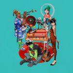 """Nieuwe single Gorillaz ft. Fatoumata Diawara - """"Désolé"""""""