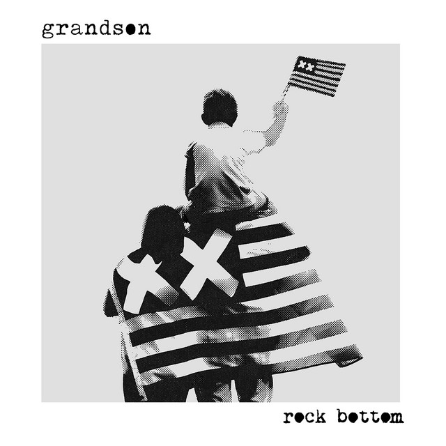 "Nieuwe single grandson – ""Rock Bottom"""