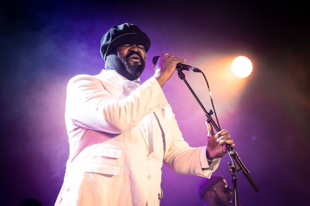 "Nieuwe single Gregory Porter – ""Phoenix"""