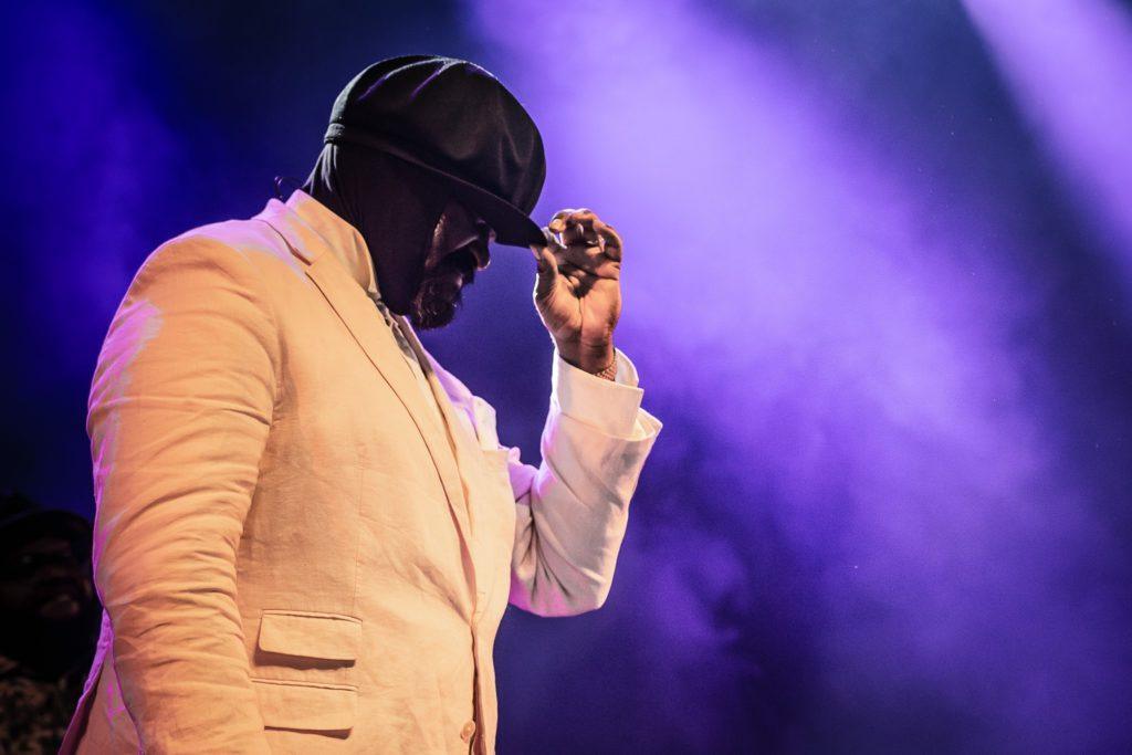 Gregory Porter @ Gent Jazz Festival 2019: Charmant en extreem smeuïg
