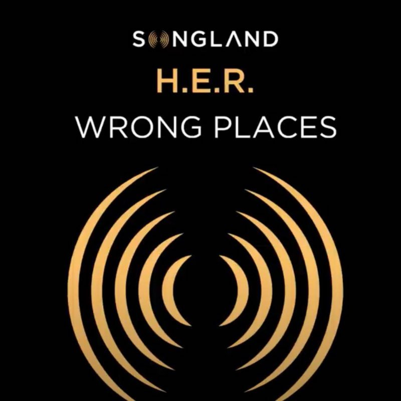 "Nieuwe single H.E.R. – ""Wrong Places"""
