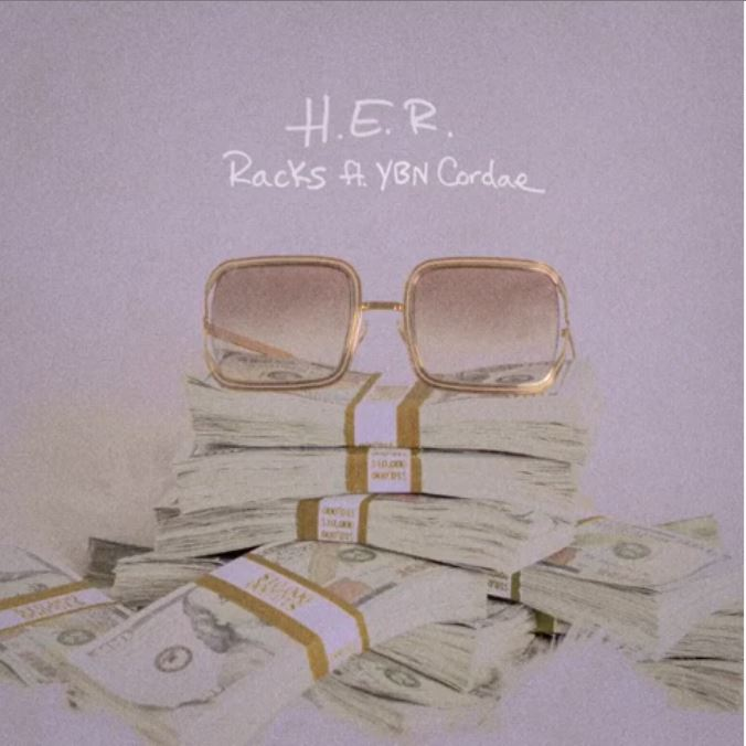 "Nieuwe single H.E.R. ft. YBN Cordae – ""Racks"""