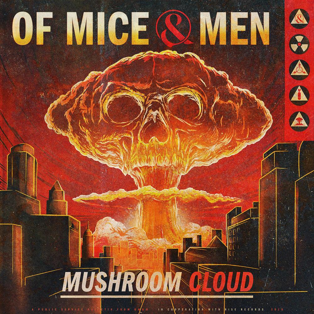 """Nieuwe single Of Mice & Men – """"Mushroom Cloud"""""""