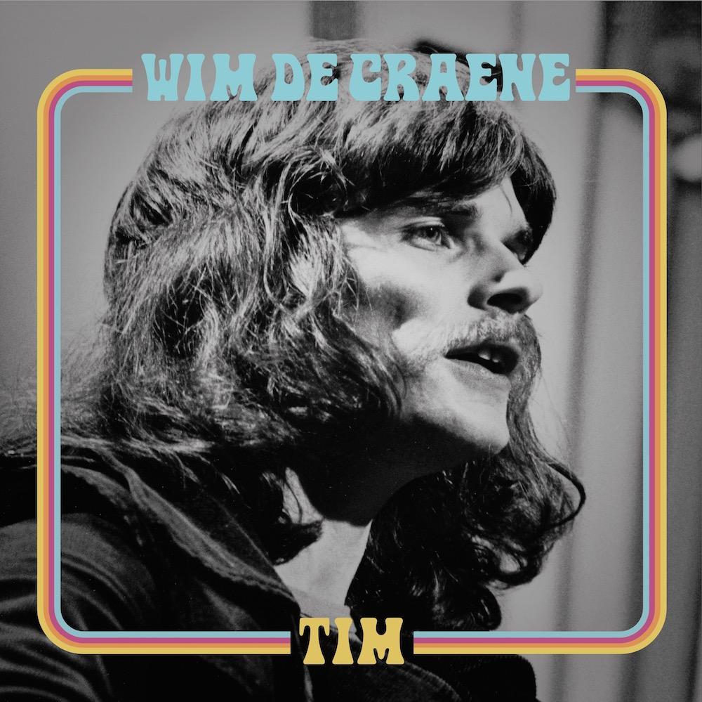 """""""Tim"""" van Wim De Craene voor het eerst op vinyl"""