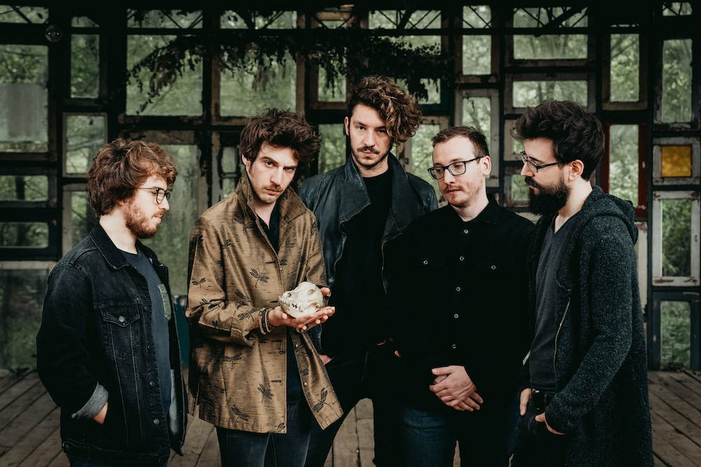 """Première: Nieuwe single If Anything Happens To The Cat – """"Blind Spots"""""""