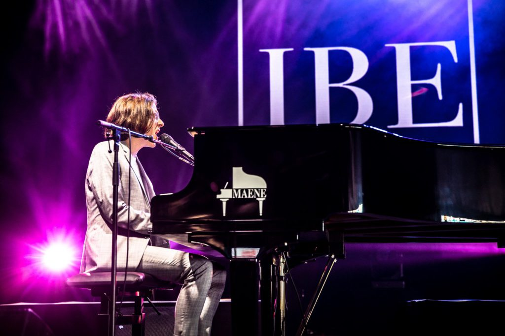 "Nieuwe single IBE – ""Control"""