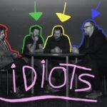 """Première: Nieuwe single IDIOTS - """"ELEPHANT"""""""