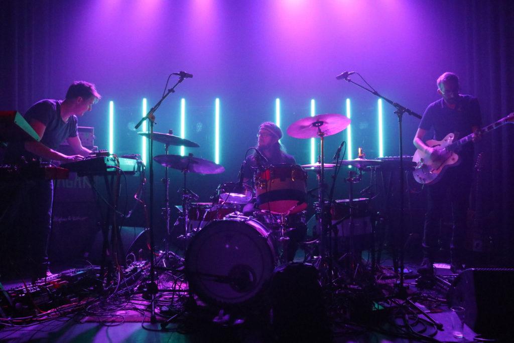 Go March @ De Studio: Bestorming van wervelende ritmes