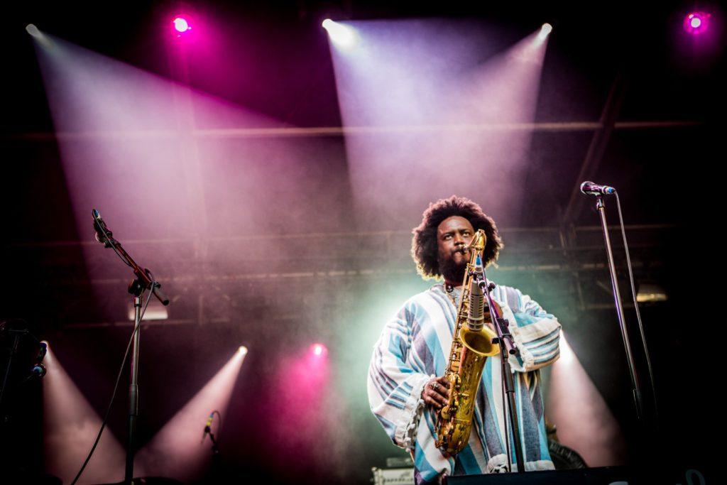 Kamasi Washington @ Couleur Café 2019: Hij kwam, zag en overwon