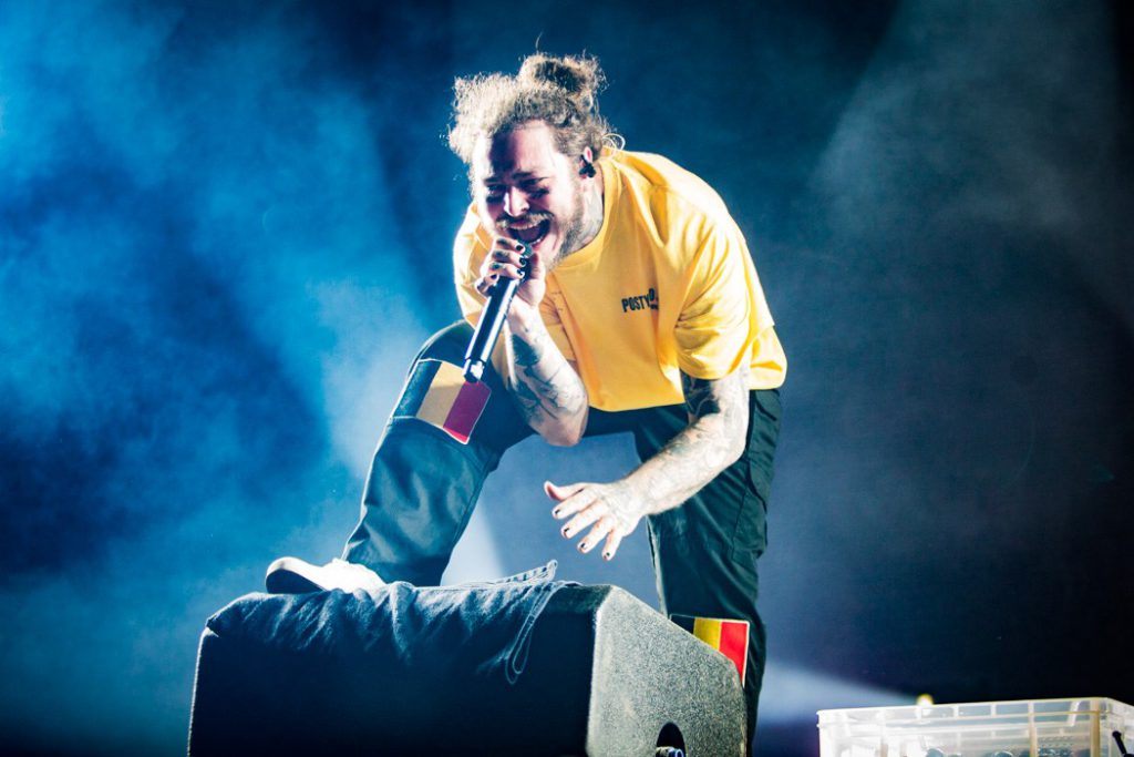Nieuwe single Post Malone – Psycho (feat. Ty Dolla $ign)