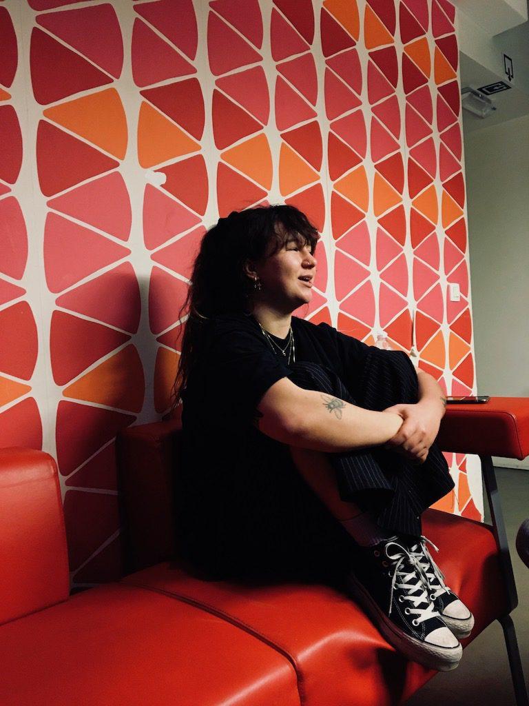"""Interview Mallrat: """"Na deze tour wil ik nummers producen voor andere artiesten."""""""