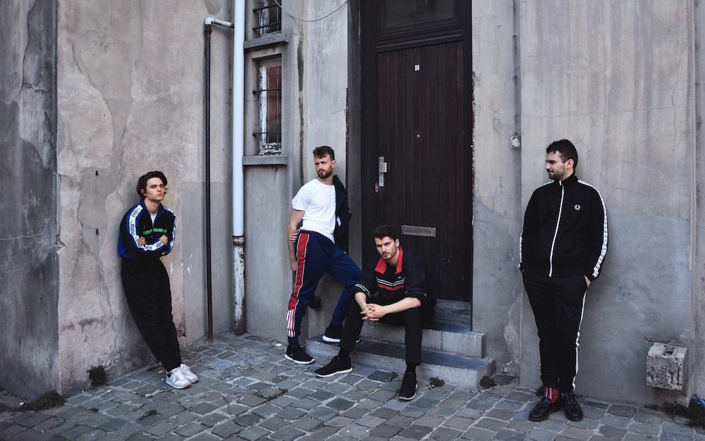 "Première: Nieuwe single Neufchâtel – ""Eclipse"""