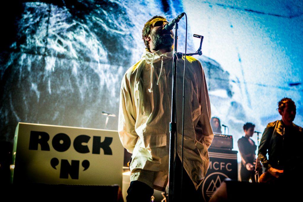Liam Gallagher @ Vorst Nationaal: Scoren met meerdere hattricks