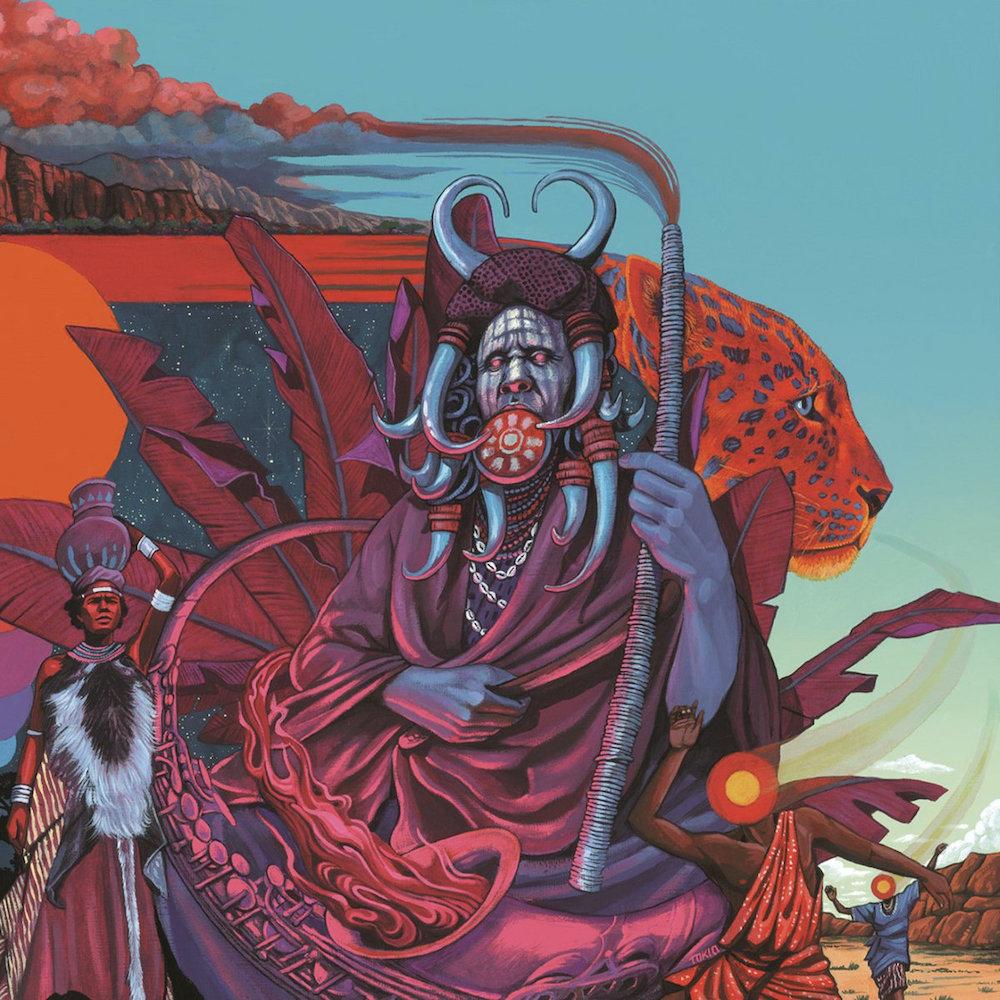 Idris Ackamoor & The Pyramids – Shaman! (★★★★): Iedereen sjamaan